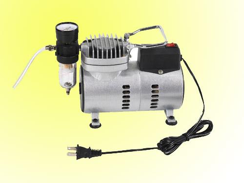 Portatil aerografos compresor de aire sin aceite con - Compresor de aire portatil ...
