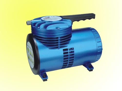 Pequeno compresor de aire sin aceite para pistola de for Aceite para compresor