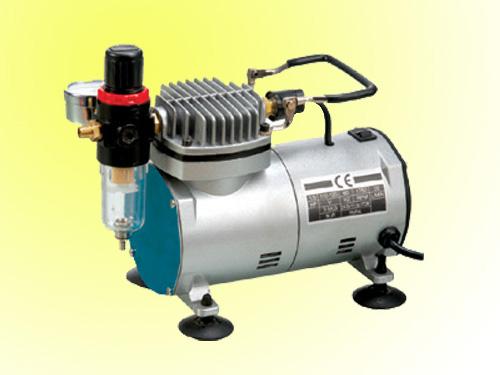 Mini aerografia compresor de aire sin aceite electrico for Aceite para compresor