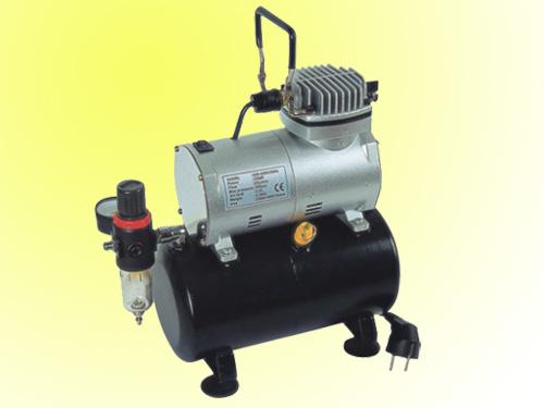 airbrush compressor with 3l tank professional air brush compressors. Black Bedroom Furniture Sets. Home Design Ideas