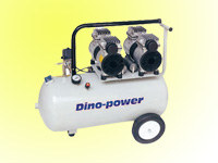 professional dental mute air compressor