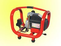 2HP Portable pneumatic Compressor with 8L Tank