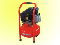2HP stempel Air Compressor med 15L Tank