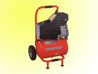 2HP Pandekage Air Compressor med 16L Tank