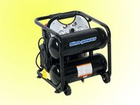 2HP Direct-drive Small Air Compressors with 24L Tank