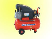 2HP Piston Air Compressor with 24L Tank