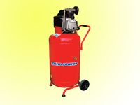 2HP portable air compressor with 75L Vertical tank