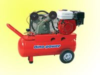 5.5hp gas air compressor