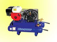 5.5hp gas powered air compressor