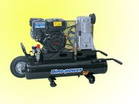 5.5hp gasoline air compressor