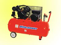 2hp V-head piston compressor