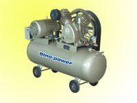 2-traps hoge druk compressor