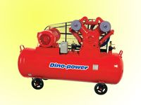 10hp high pressure 2stage air compressor