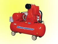 15 PK, hoge druk compressor
