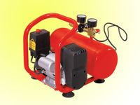 1/3HP ulei compresor de aer liber cu rezervor de 4L