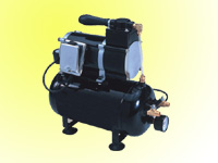 oilless air compressor with 5L tank