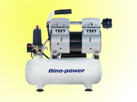 1/2hp oil free compressor