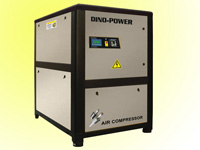 75hp,100hp screw air compressors