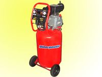 2HP Elektrisk Air Compressor med 50L 75L Vertical Tank
